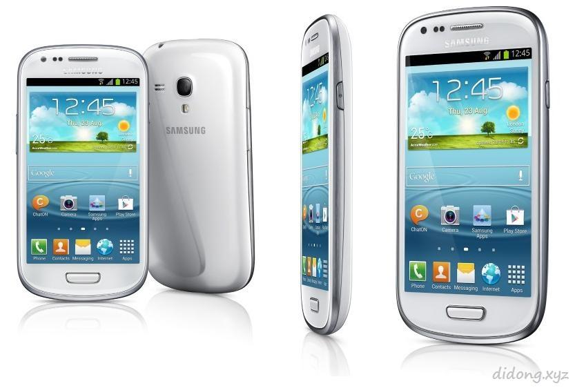Samsung Galaxy I8190 Schematics