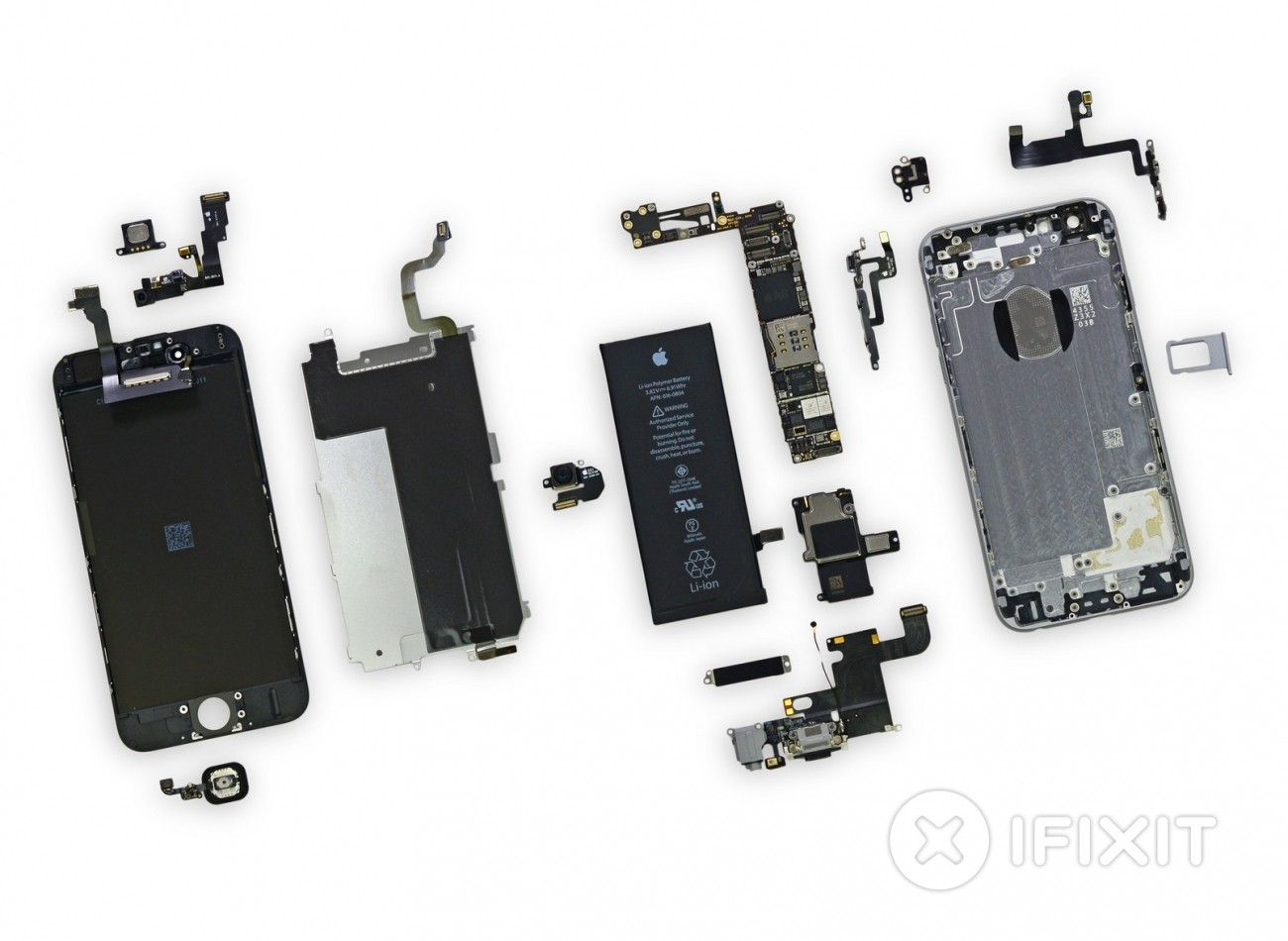 Iphone 6 Service Schematics