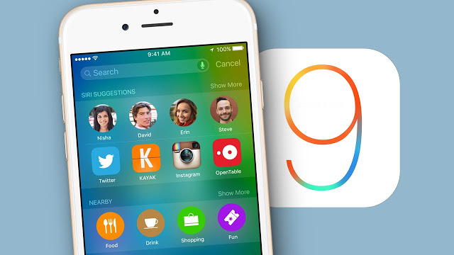 Download iOS 9 firmware for compatible devices