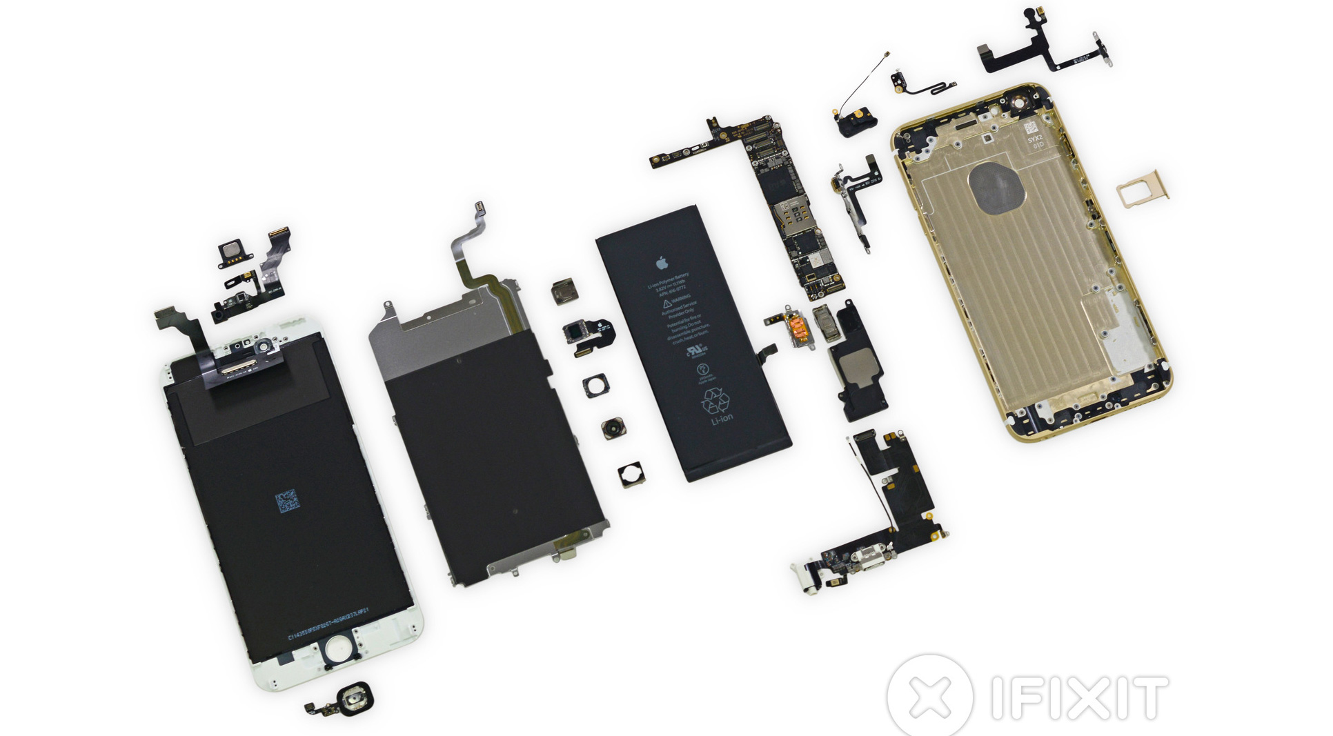 Iphone 6 Plus Service Schematics