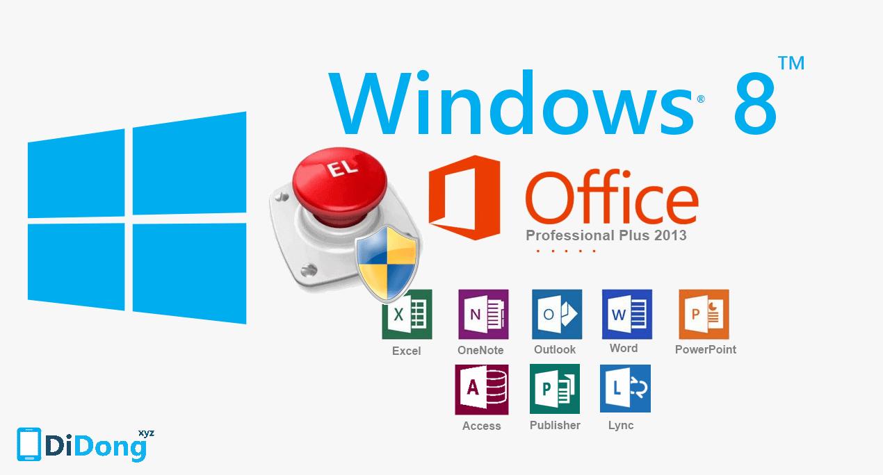 Công cụ kích hoạt Windows 8.1