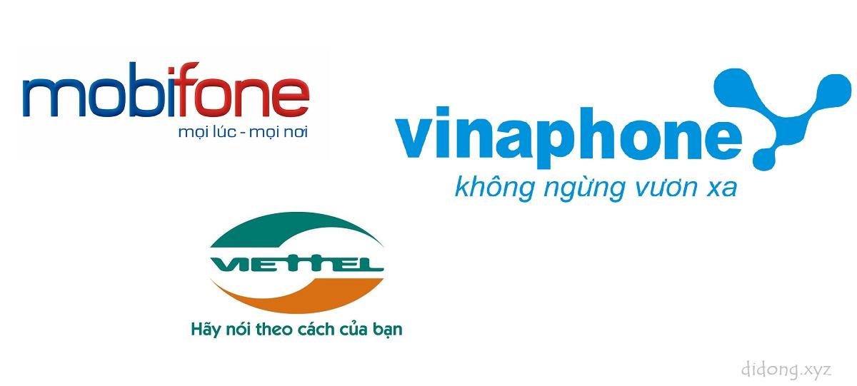 Số điện thoại hỗ trợ khách hàng các mạng di động Việt Nam