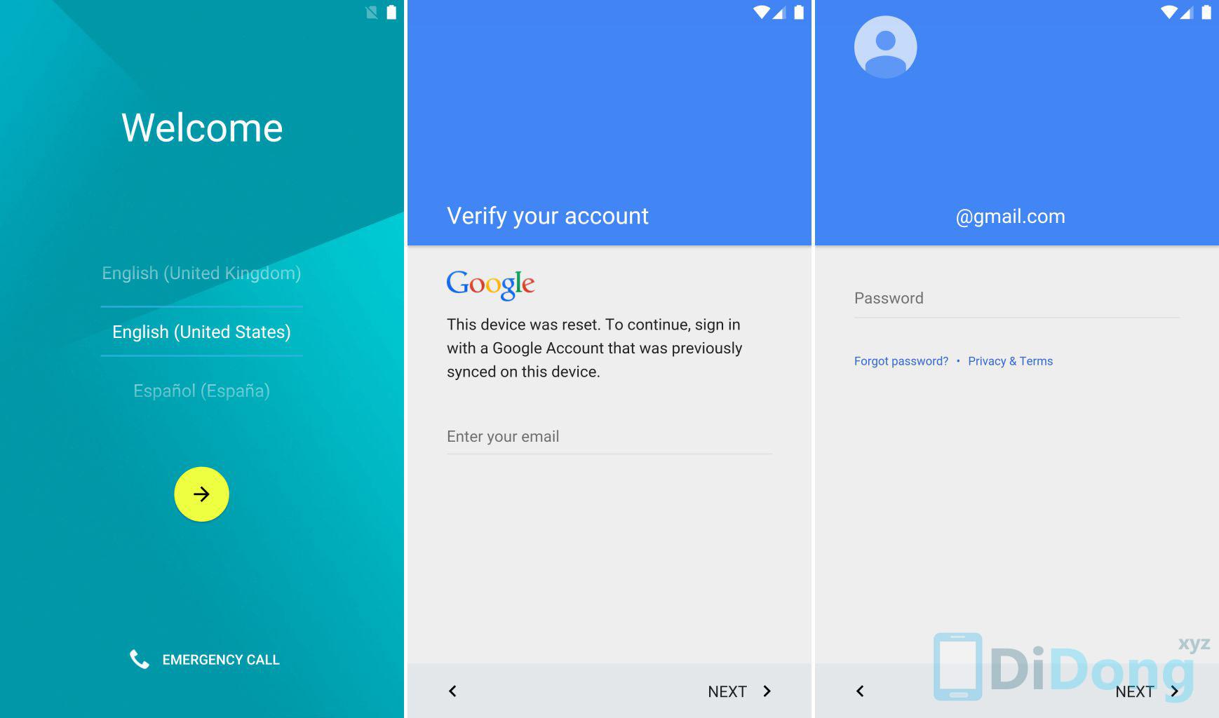 Tổng hợp các ứng dụng Bypass tài khoản Google trên smartphone