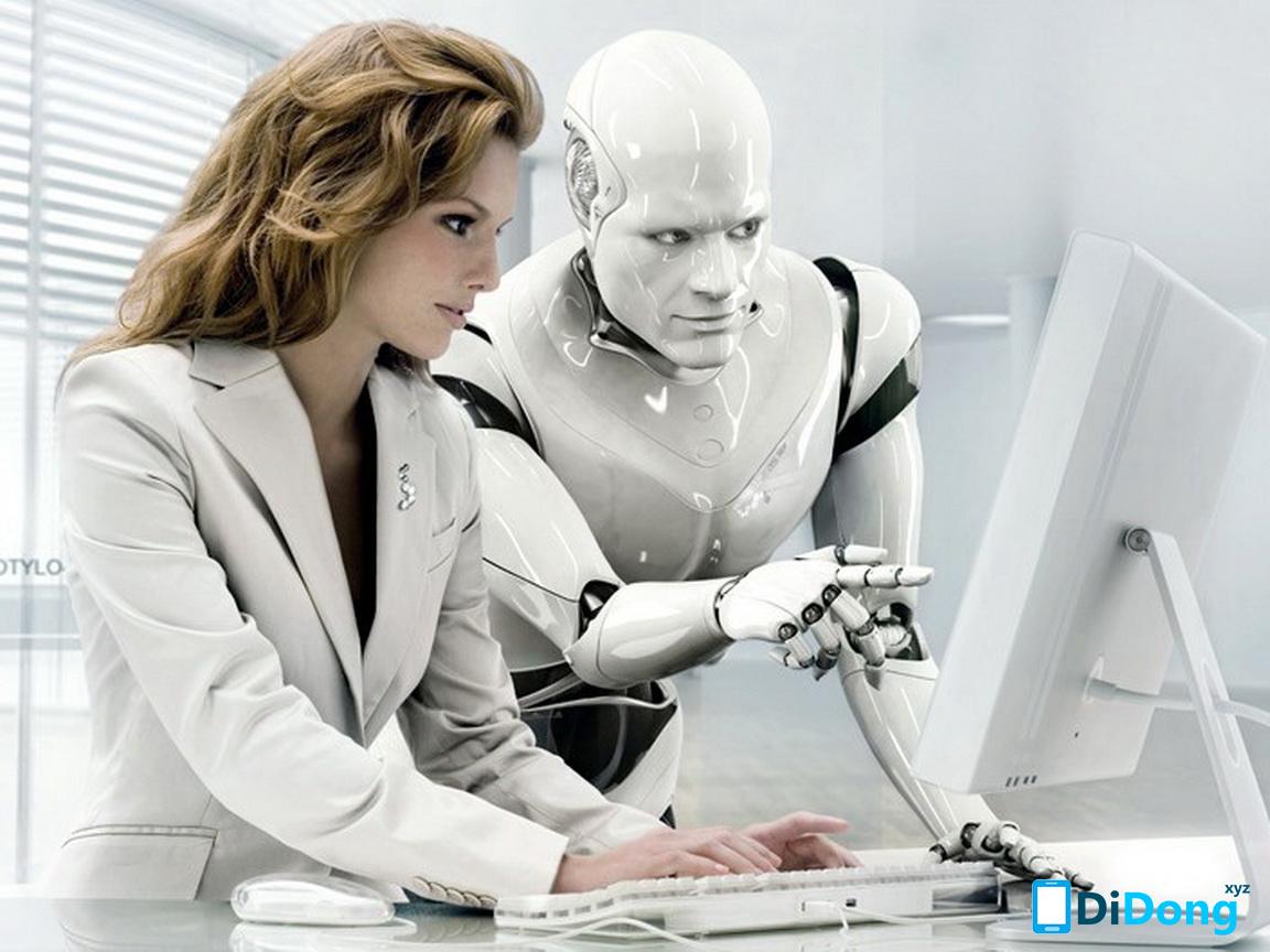 Robot sẽ thay thế con người hoàn toàn trong 30 năm tới