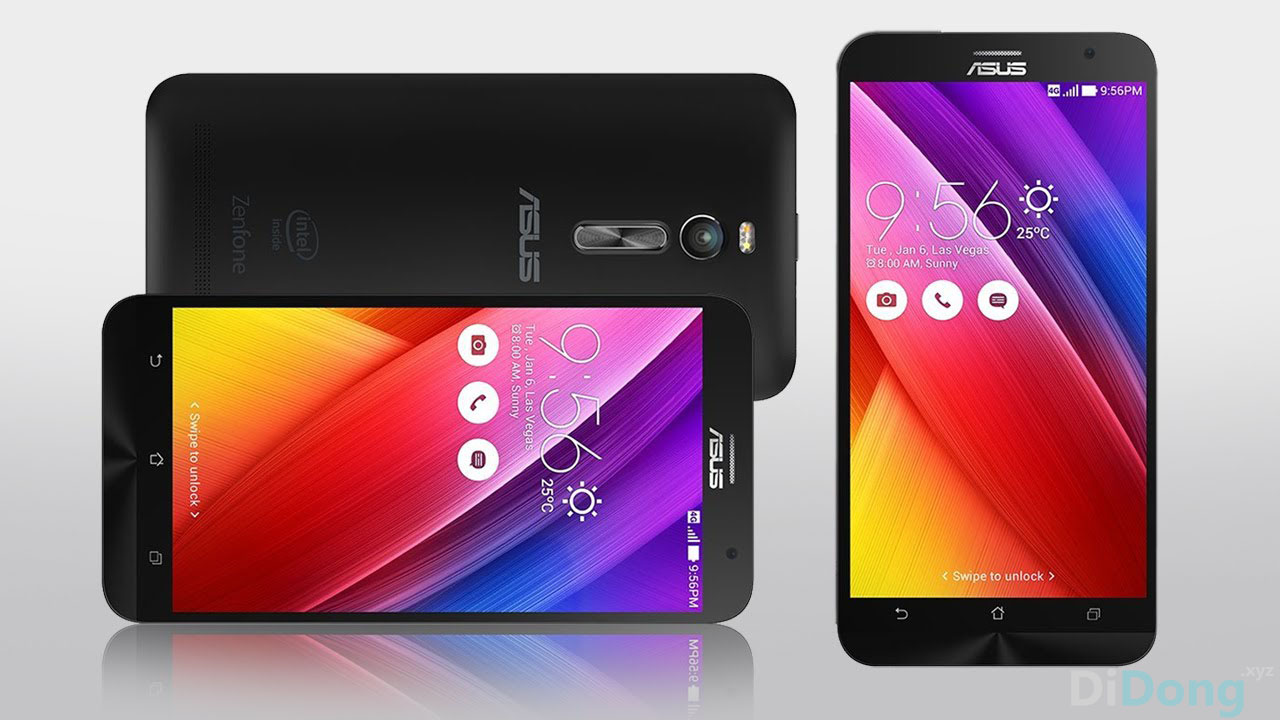 ASUS ZenFone 2 ZE550ML Rom chính thức