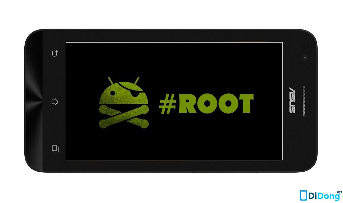 Cách Root Asus Zenfone C