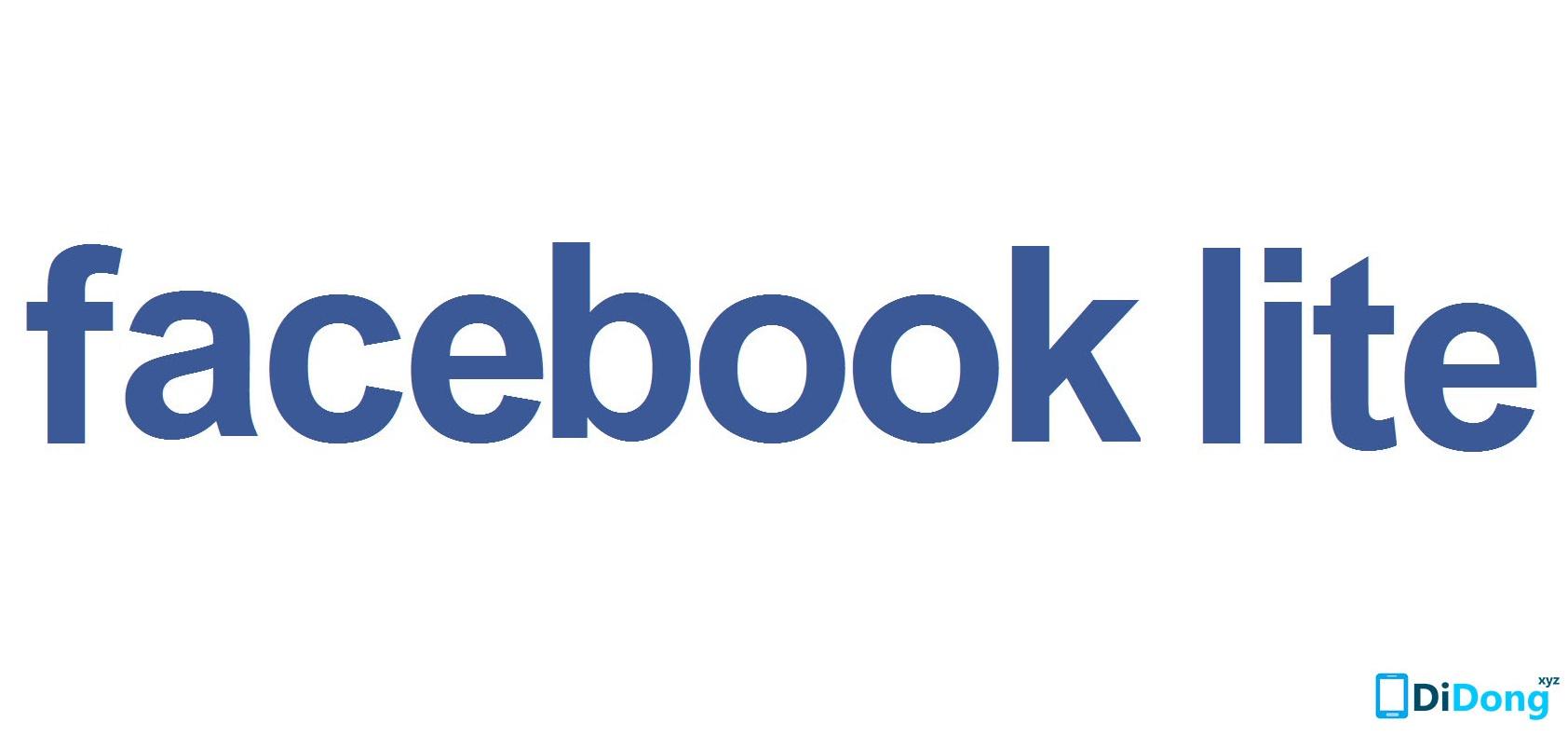 Facebook Lite APK phiên bản mới nhất