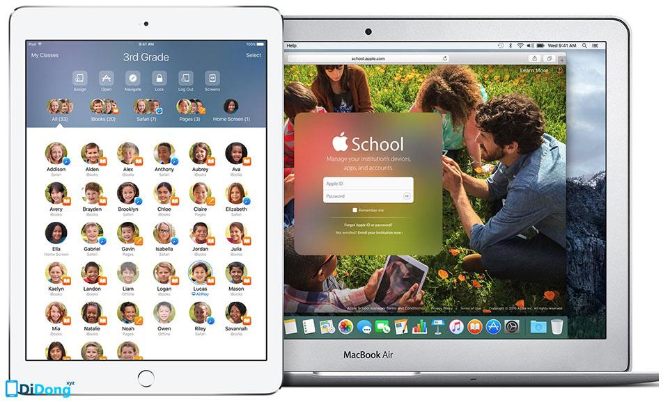 Những tính năng mới trên iOS 9.3 bản chính thức