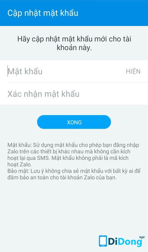 khoi phuc mat khau zalo1