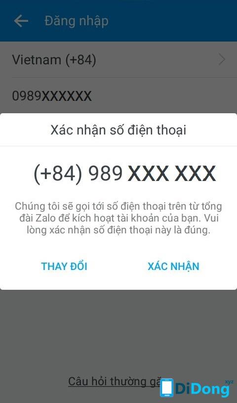khoi phuc mat khau zalo2