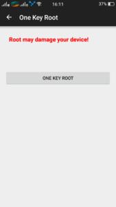 onekey root