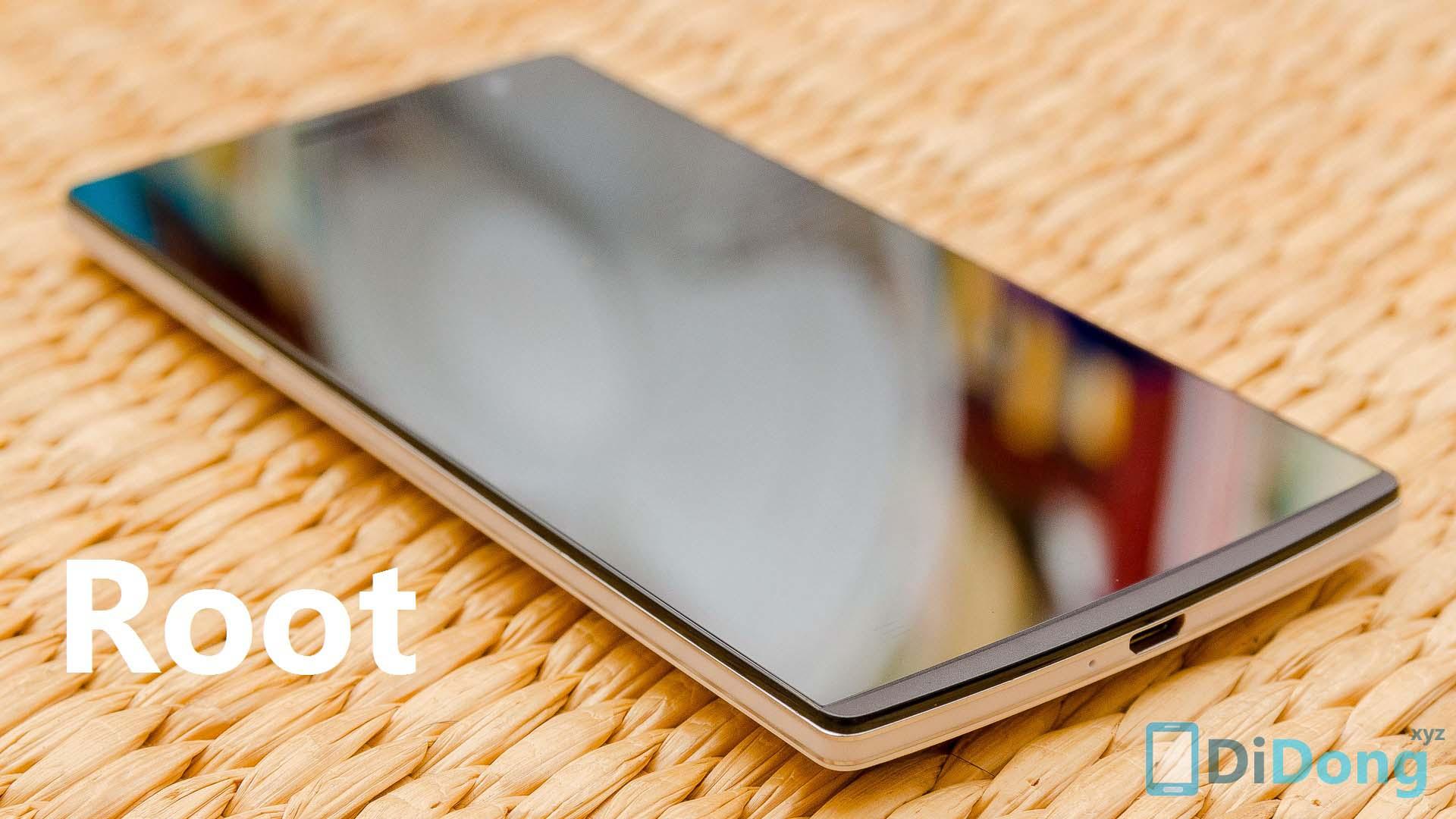 Root Oppo Find 7 nhanh nhất