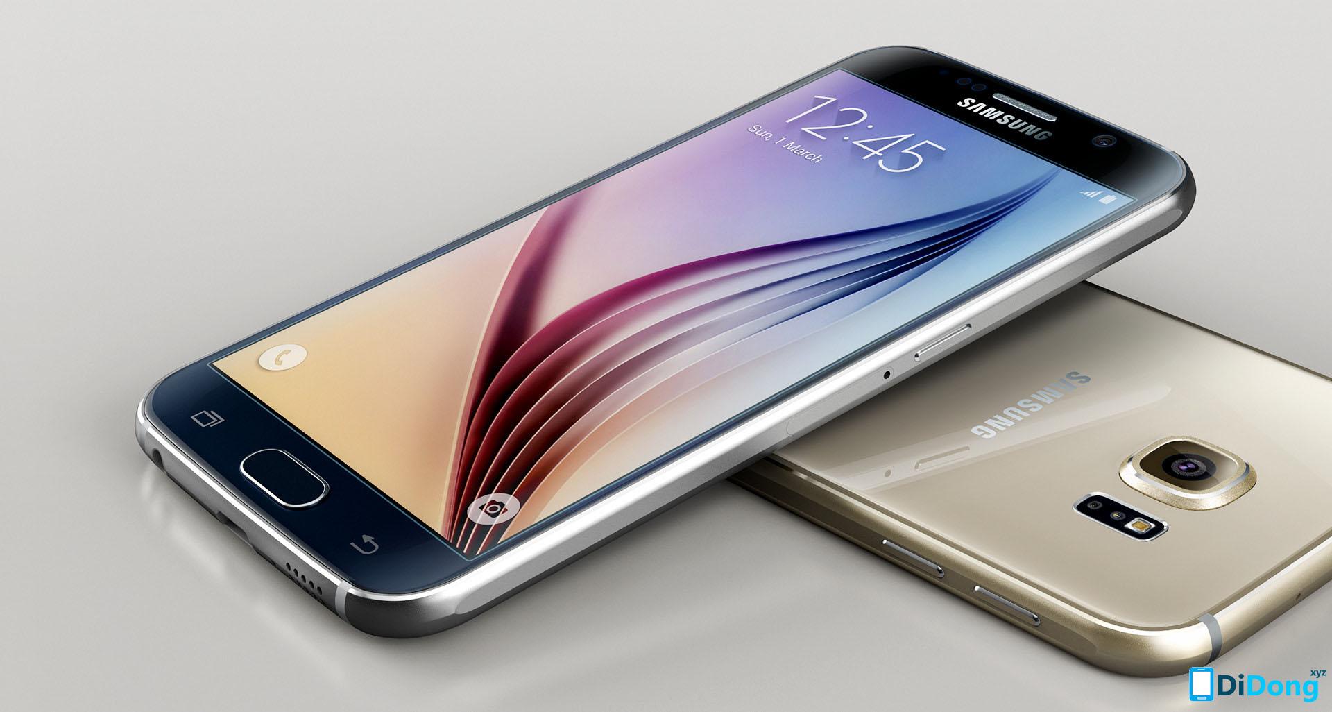 Samsung Galaxy S6 SM-G920F Schematics