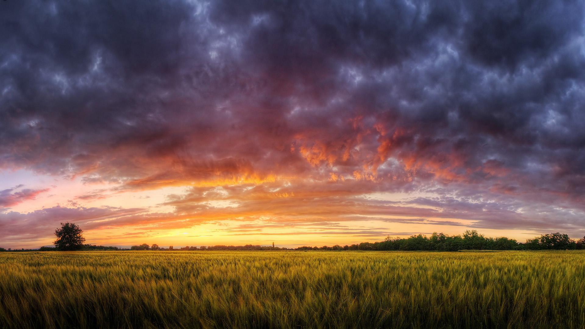 hình nền phong cảnh thiên nhiên
