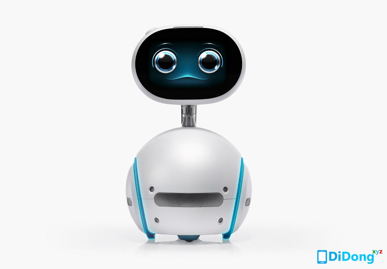 Asus giới thiệu Asus Zenbo robot giúp việc nhà