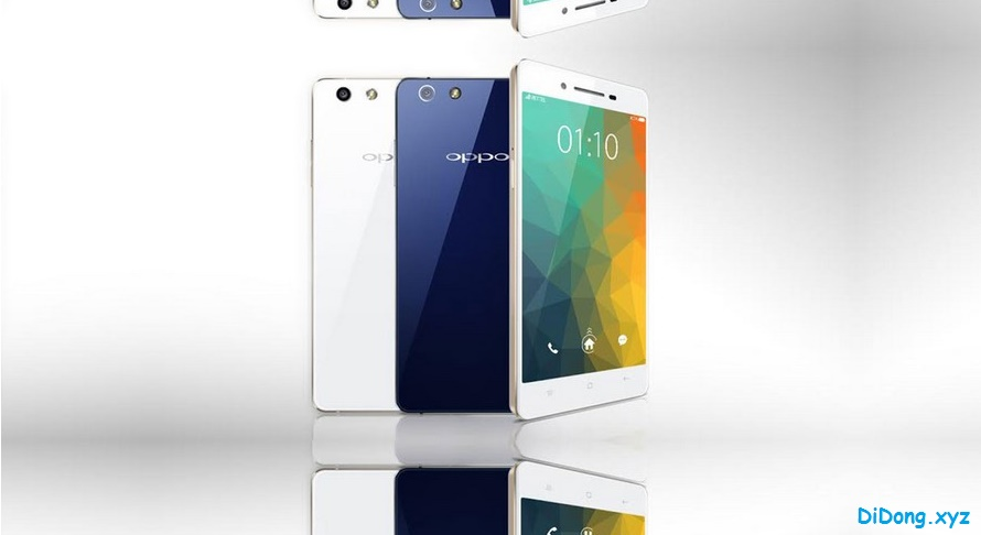 Download Oppo R1K schematics