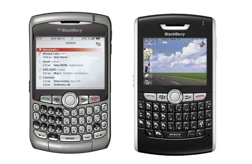 BlackBerry Curve 8310 Schematics