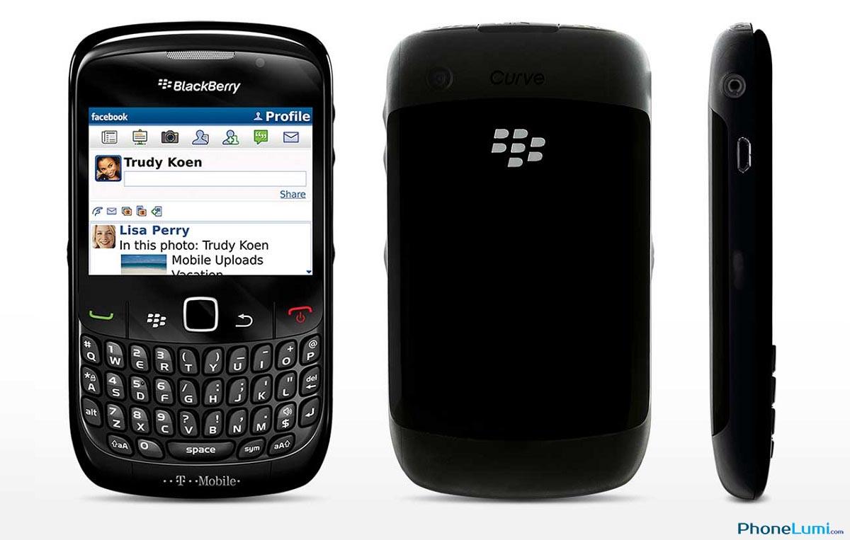 BlackBerry Curve 8520 Schematics
