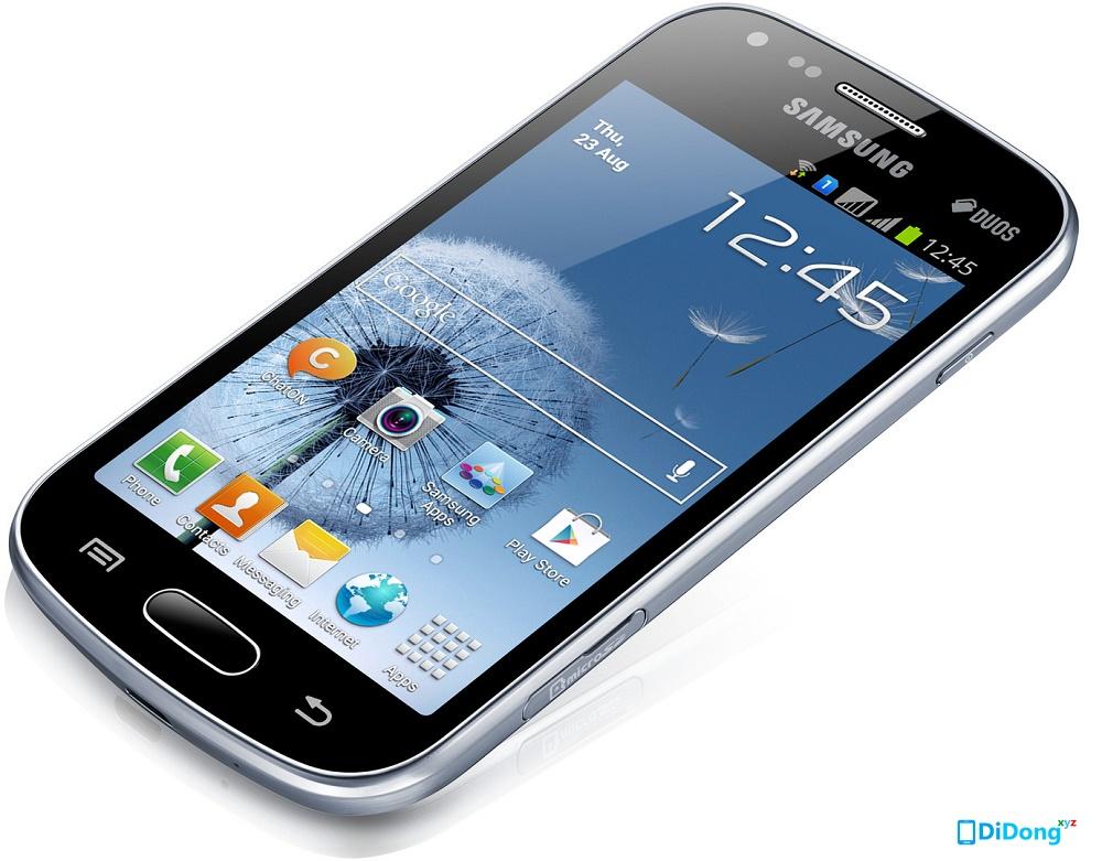 Samsung Galaxy S-Duos GT S7562 Schematics