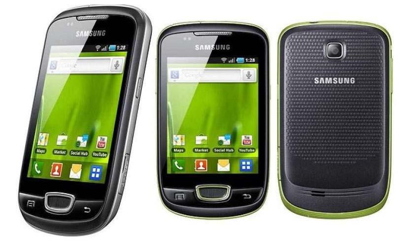 Samsung Galaxy Mini S5570 Schematics