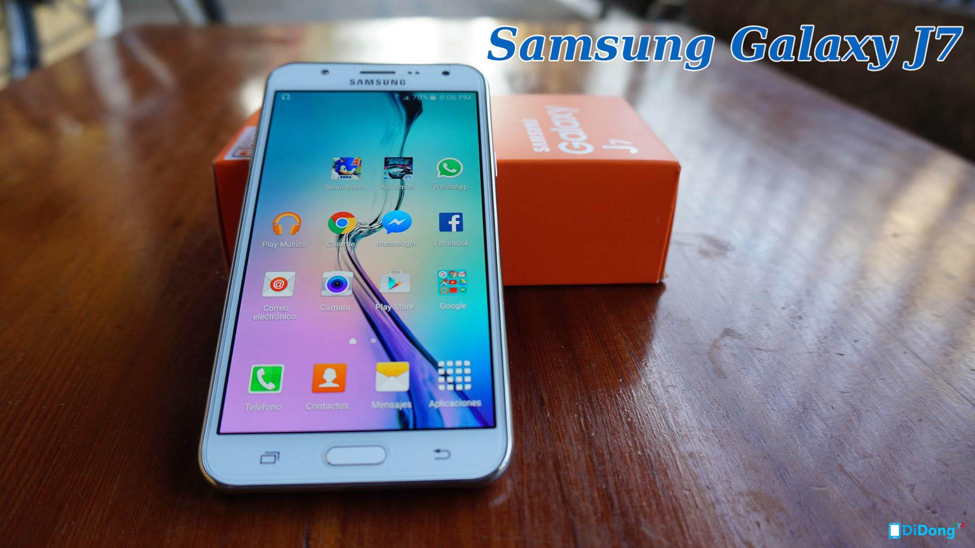 Samsung Galaxy J7 Sm