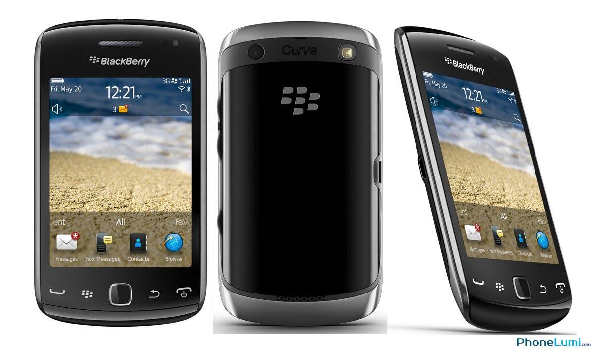 BlackBerry Curve 9380 schematics