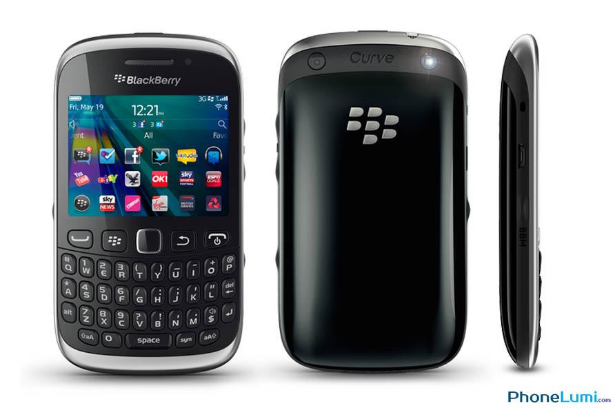 BlackBerry Curve 9320 Schematics