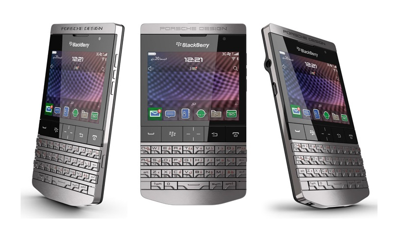 BlackBerry Porsche Design P'9981 schematics