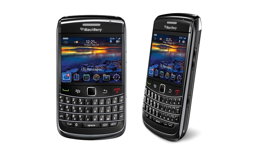 BlackBerry Bold 9700 schematics