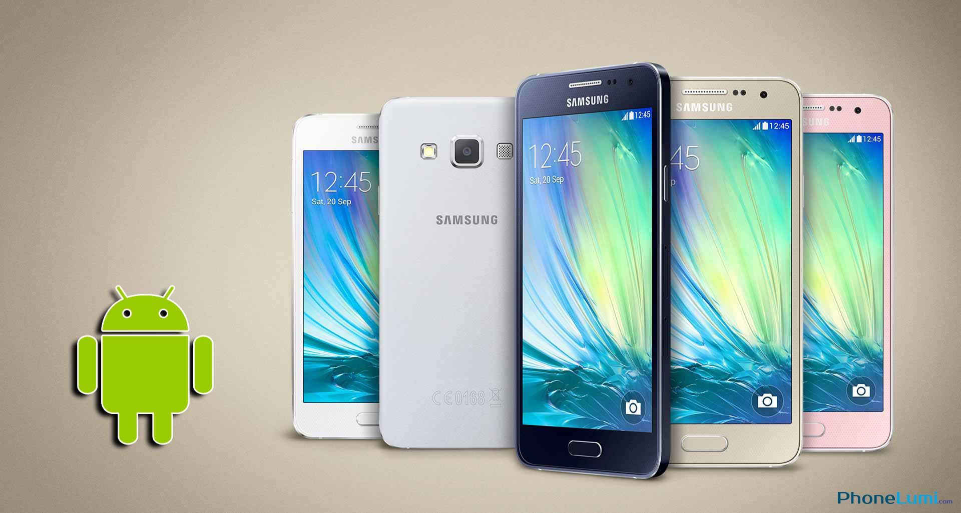 Download rom gốc Samsung Galaxy A3 SM-A300H