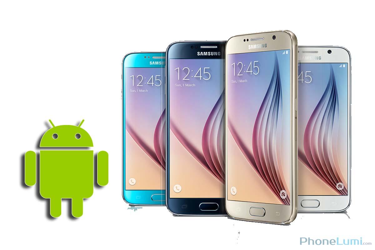 Rom gốc Samsung Galaxy S6 SM-G920F