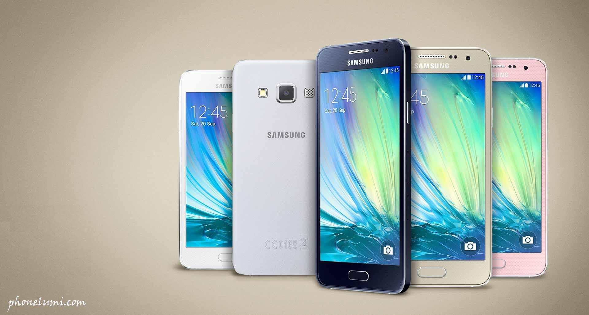 Rom gốc Samsung Galaxy A5 SM-A500H