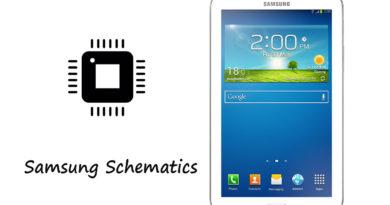Samsung Galaxy Tab 3 SM-T211 schematics