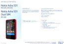 Nokia Asha 501 RM-899 RM-900 schematics