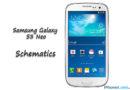 Samsung Galaxy S3 Neo I9300I schematics