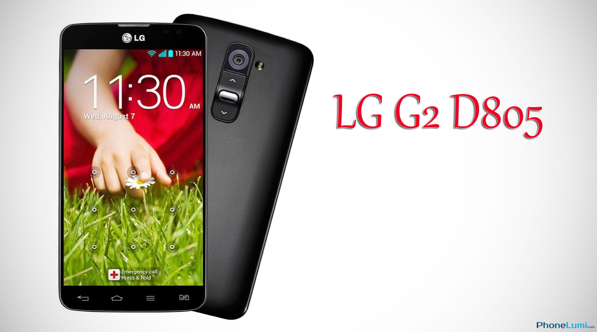 LG G2 D805 schematics manual