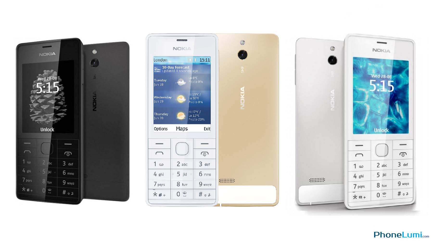 Download schematics Nokia 515 RM-952 RM-953