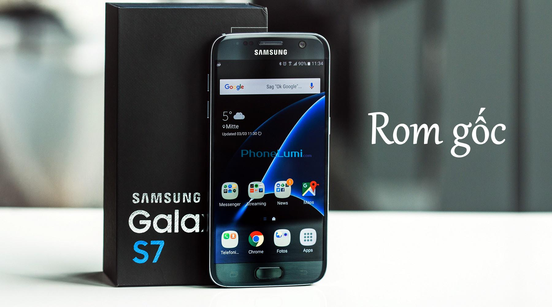 Rom gốc Samsung Galaxy S7 SM-G930FD