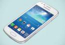 Schematics Samsung Galaxy Trend Plus S7580