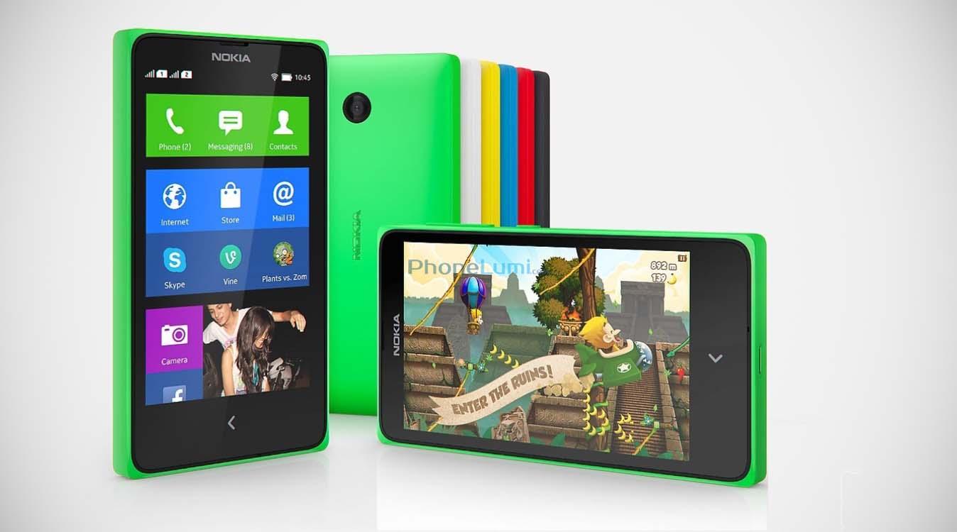 Nokia X RM-980 service schematics