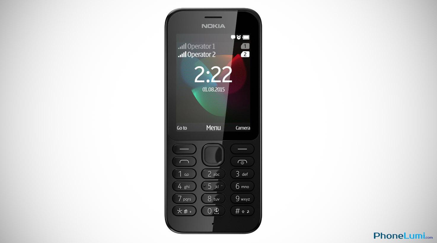 Firmware gốc Nokia 222 RM-1136 tiếng việt