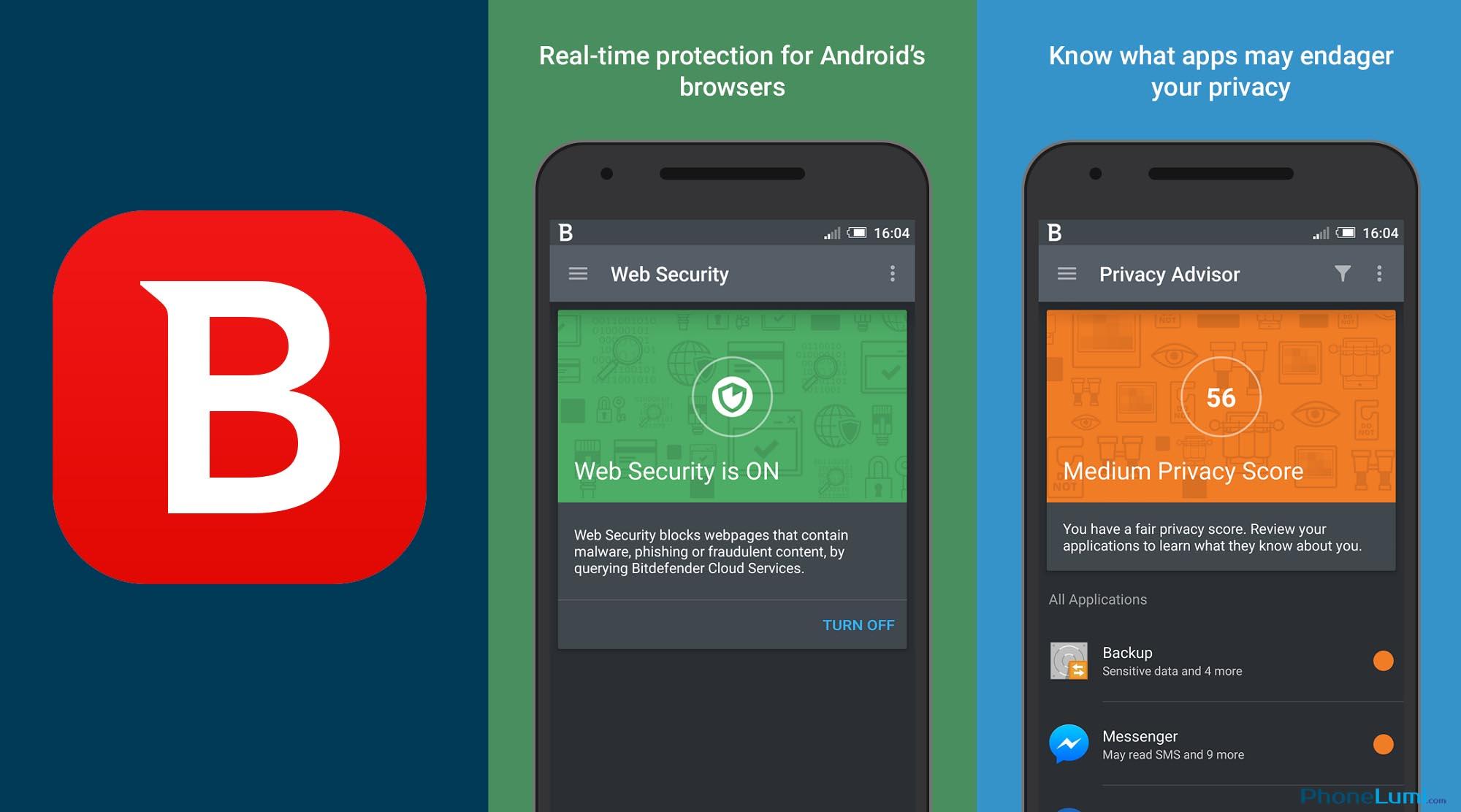 Tặng miễn phí Key bản quyền Bitdefender Mobile Security