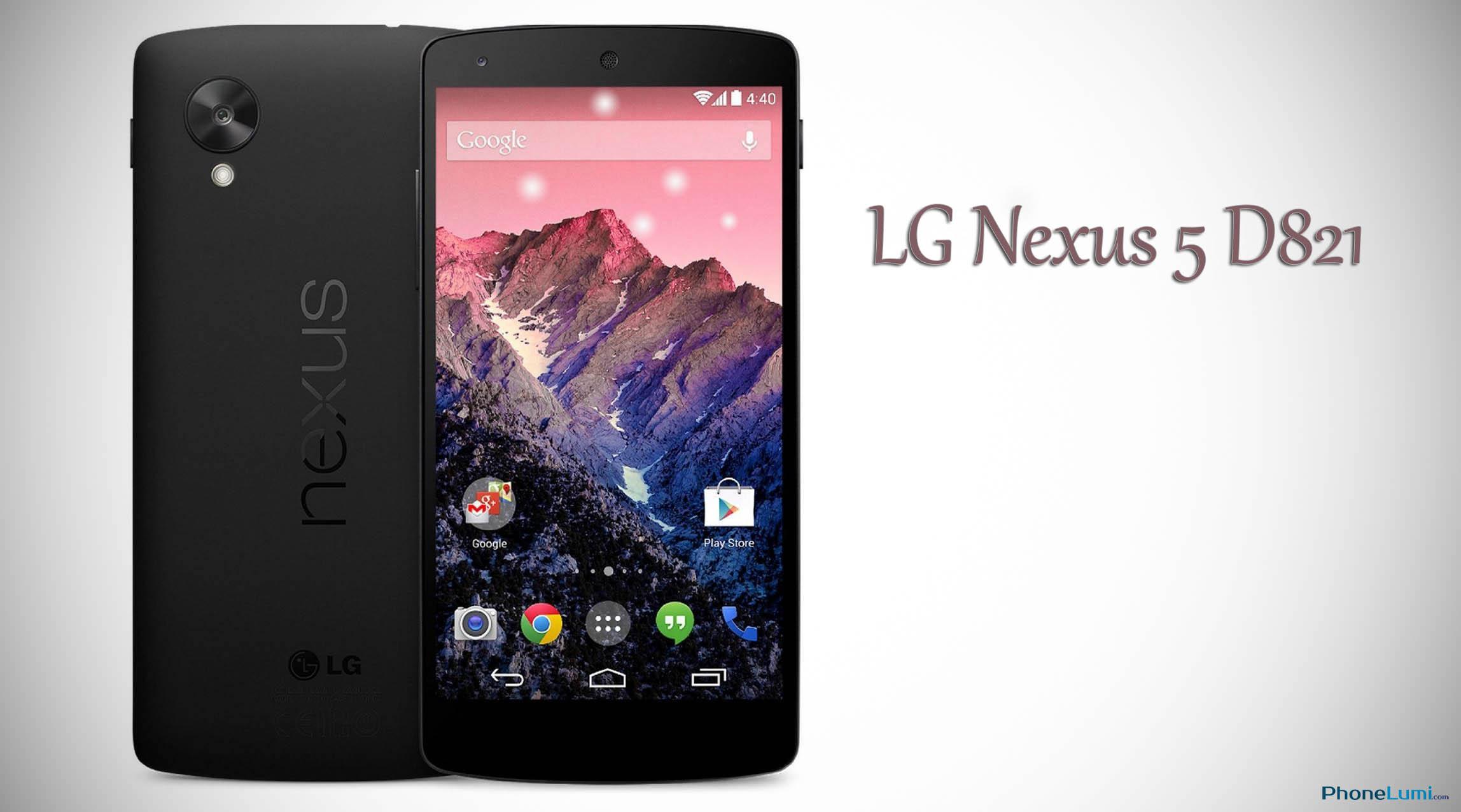 LG Nexus 5 D821 schematics manual