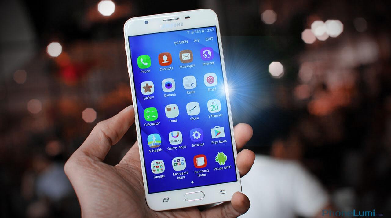 Rom gốc Samsung Galaxy J7 Prime SM-G610F