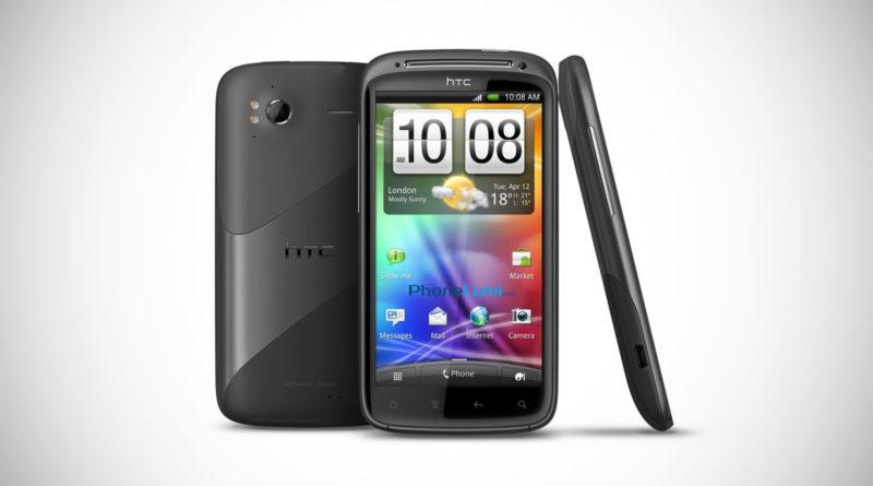 HTC Sensation G14 schematics