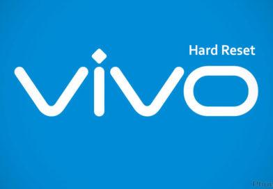 Hướng dẫn hard reset smartphone Vivo