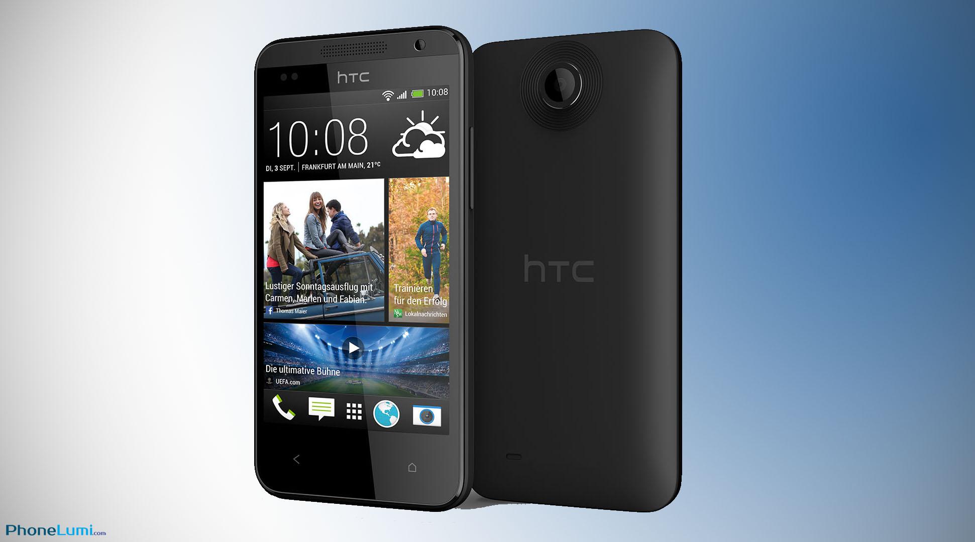 Rom gốc HTC Desire 300 sửa lỗi treo logo