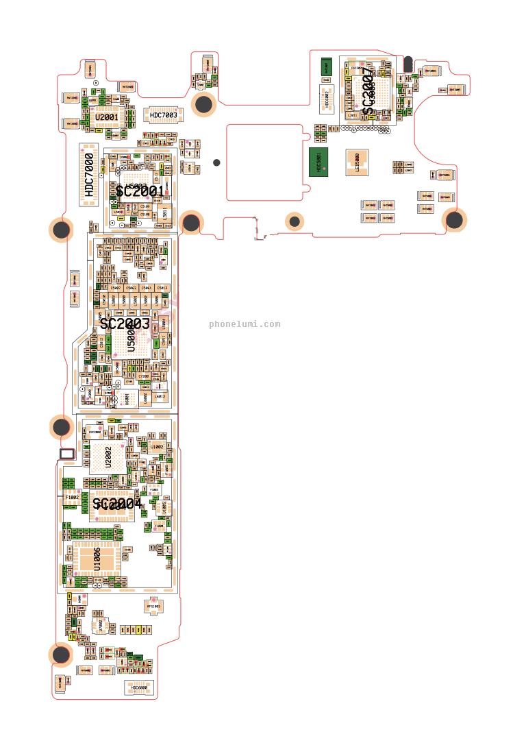 samsung-a510-schematics