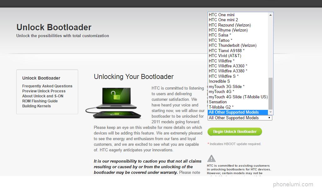 unlock-bootloader-tren-htcdev