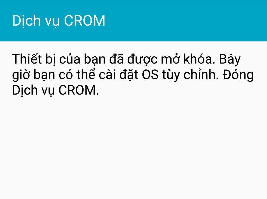 unlock-crom